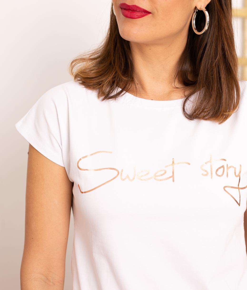 T-Shirt Payne - White