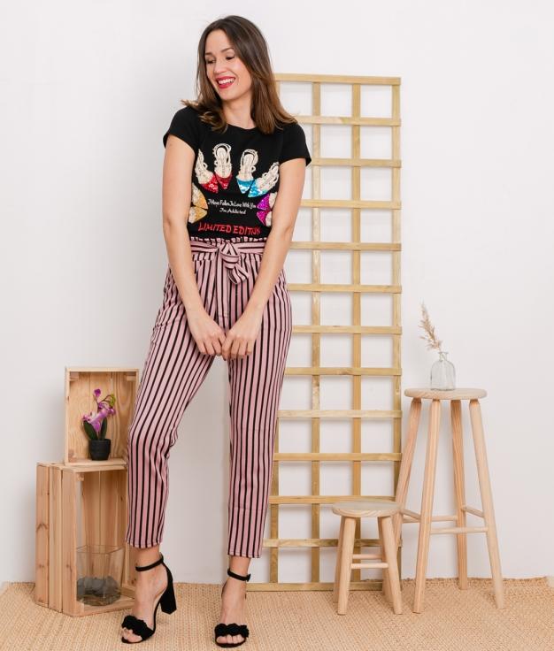 Pantalón Tucana - Rosa