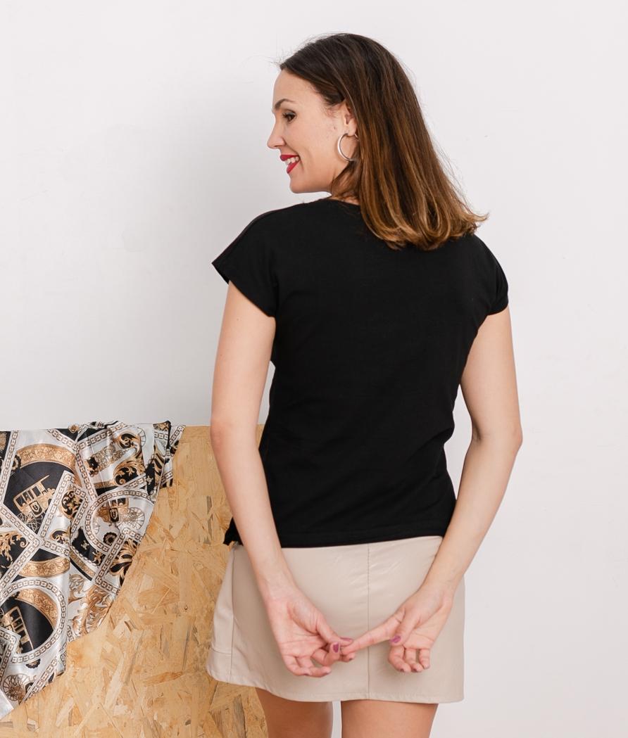 Camiseta Payne - Nero