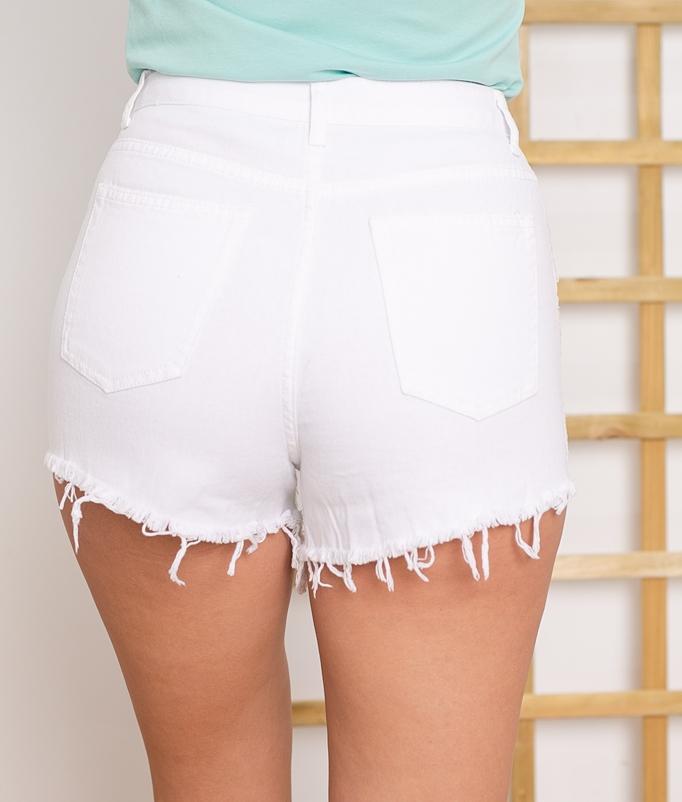 Short Foncavi - Blanco