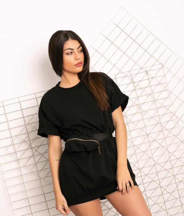 Vestido Yuner - Negro