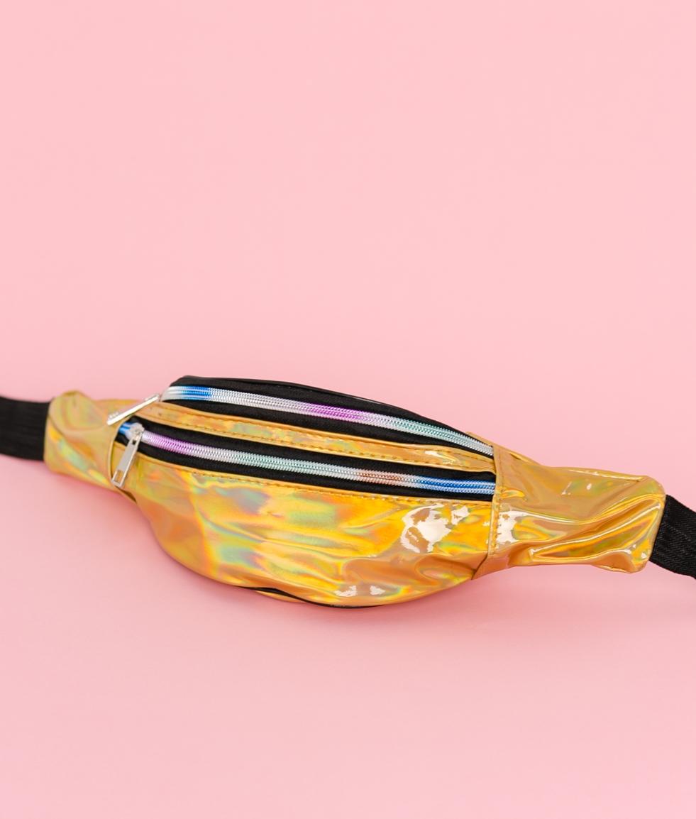Bolsa de cintura Ferdinan - Oro
