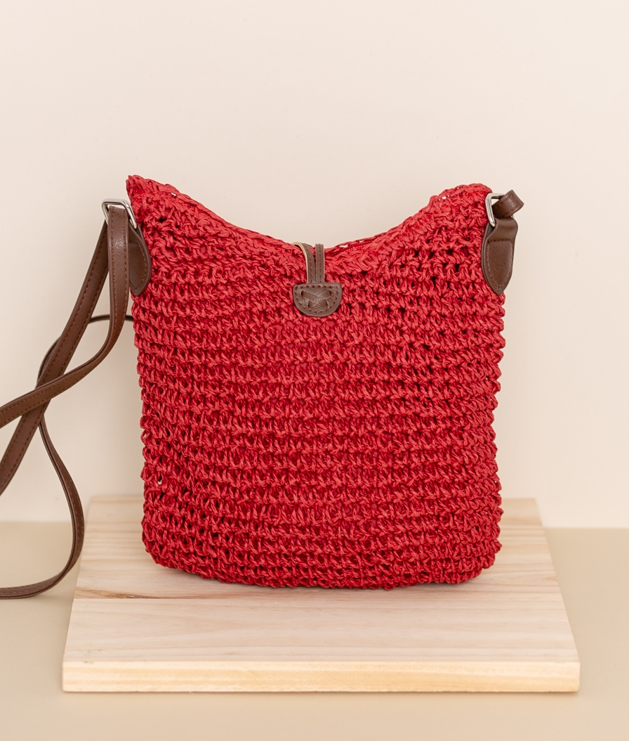 Bandoulière Respa- Rojo