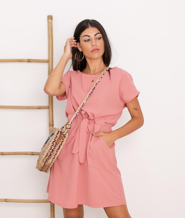 Vestido Tremer - pink