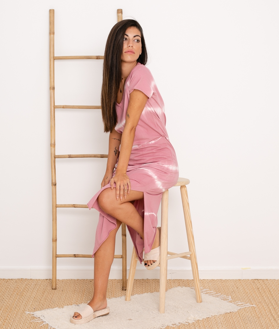 Vestido Anemus - pink