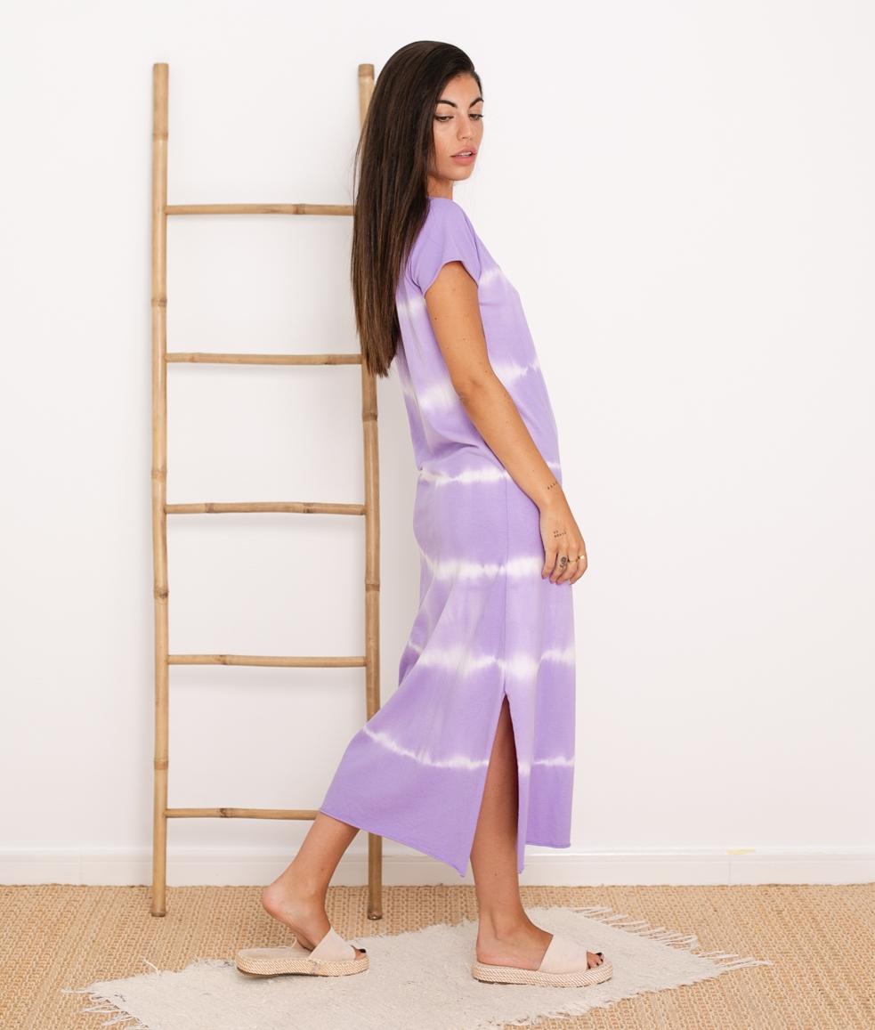 Vestido Anemus - Lila