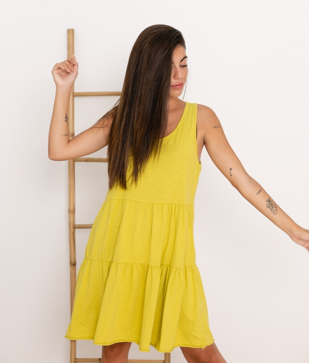 Vestido Carlin - Lima