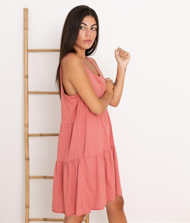 Vestido Carlin - Rosa