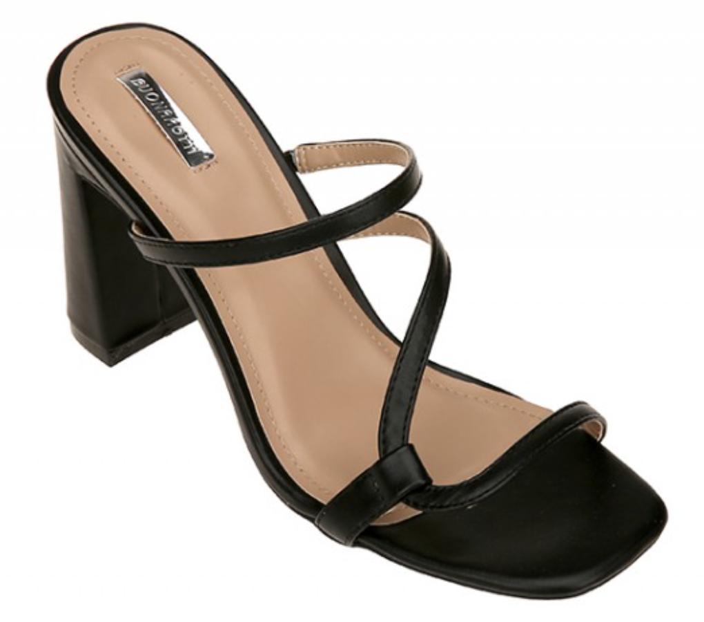 Sandalia de Tacón Yanisei - Beige
