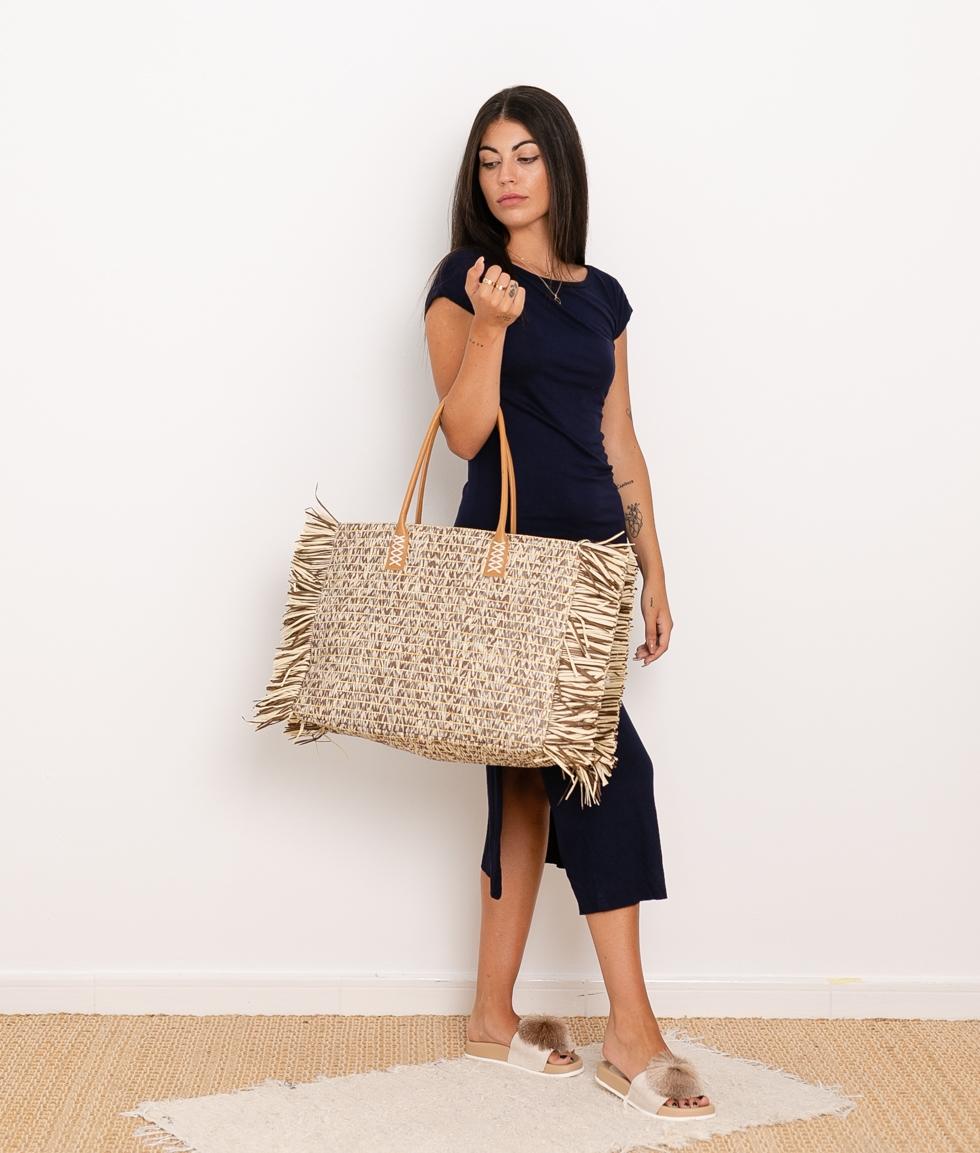 Bag Samoy - Taupe