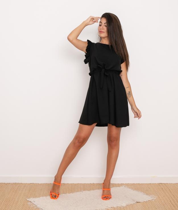 Vestido - Galia - Negro