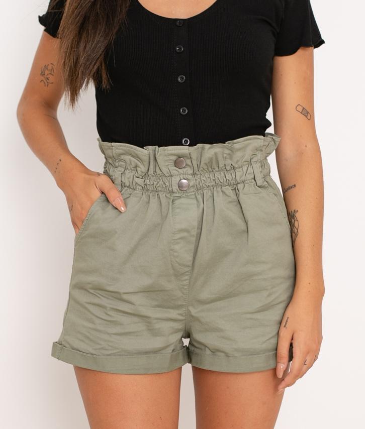 Short Teco - Verde