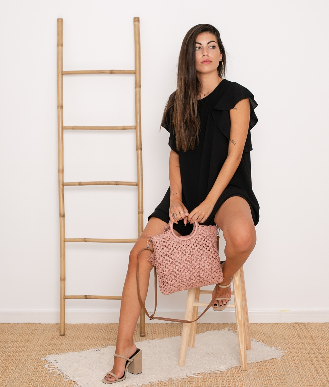 Bandolera Refor - Rosa