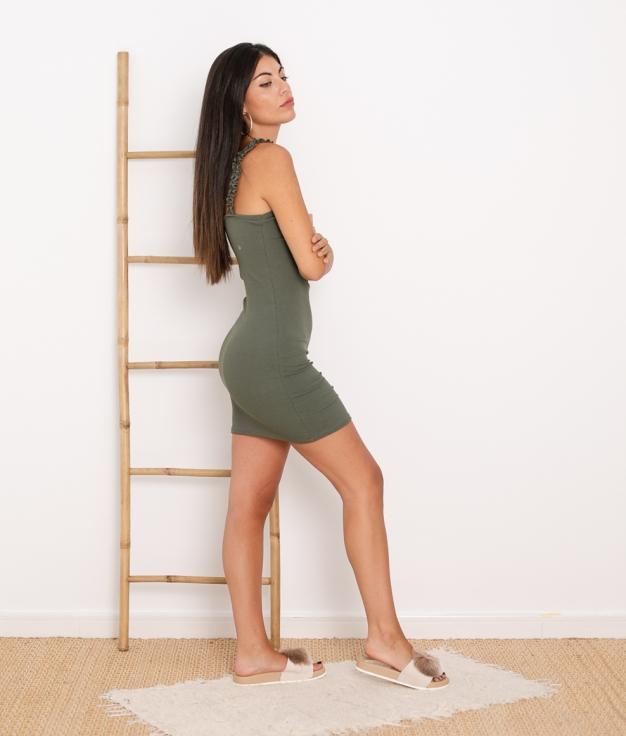 Vestido Vanela - Kika