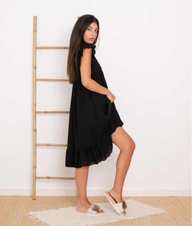 Vestido Lucy - Negro