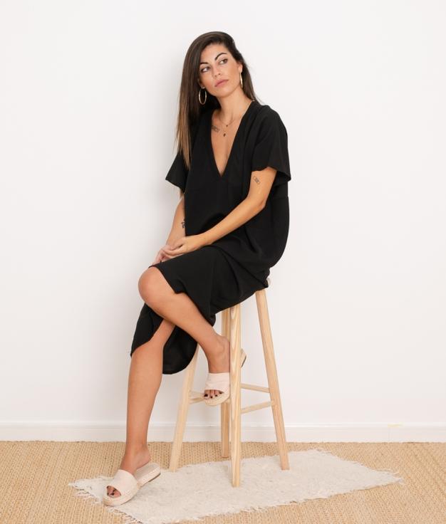 Vestido Luba - Negro