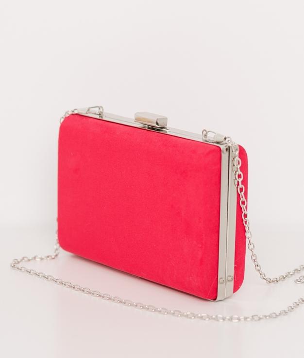 Bolso de mano Ravich - Rojo