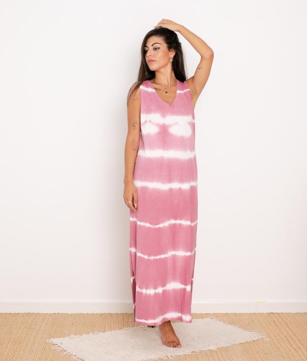 Vestido Arco - Rosa