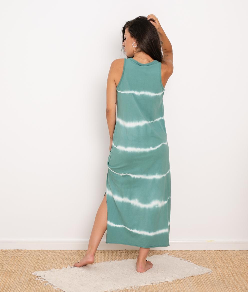 Vestido Arco - Verde