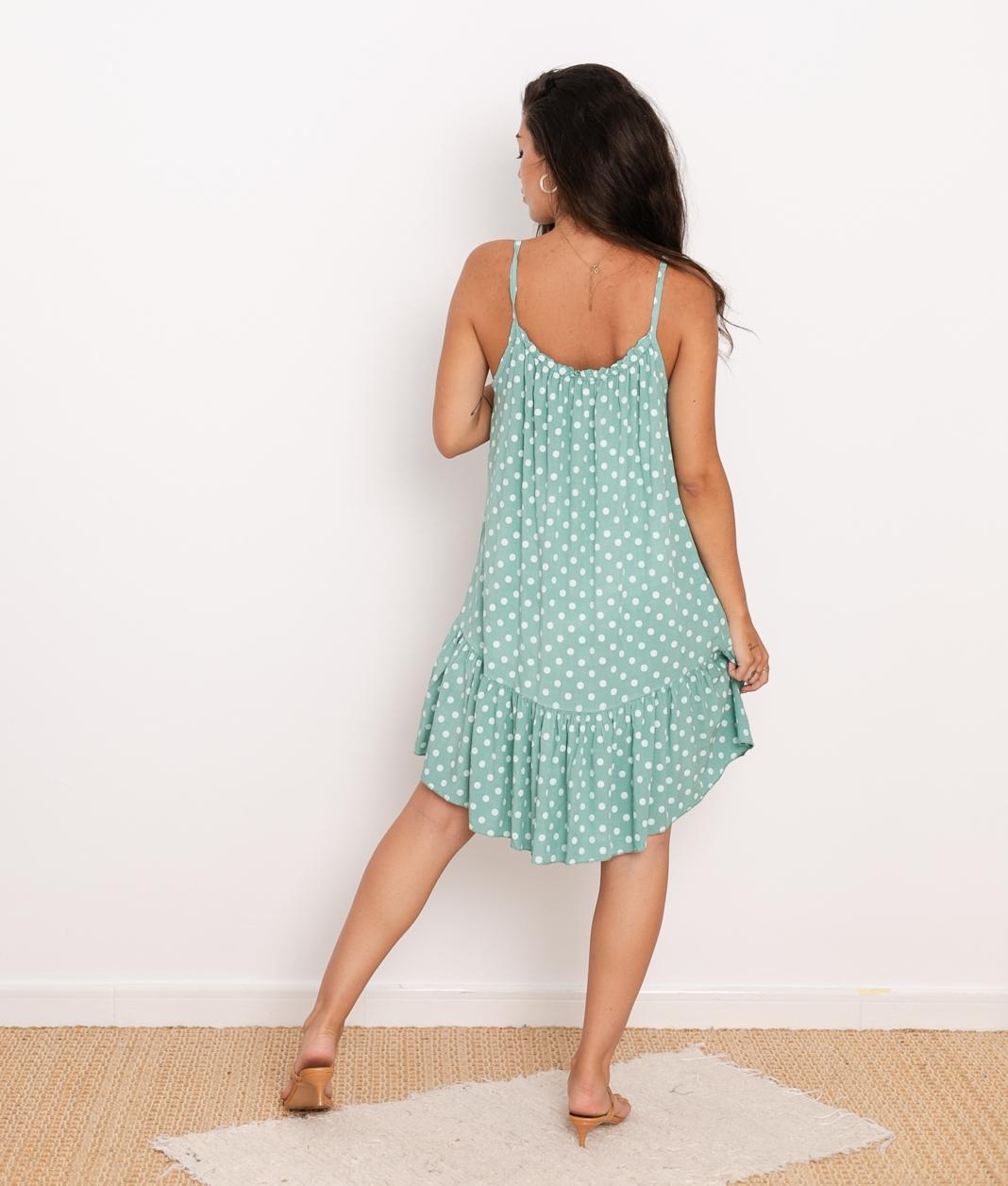 Vestido Lucia - Verde