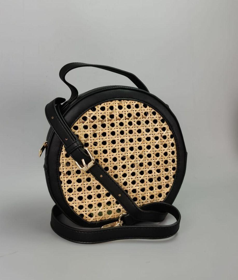 Bolso Roda - Negro