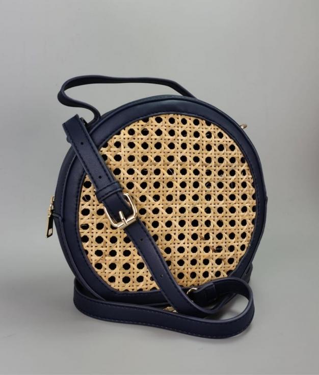 Bolsa Roda - Azul Marinho
