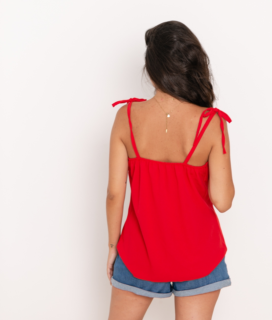 Blouse Nanet - Rojo