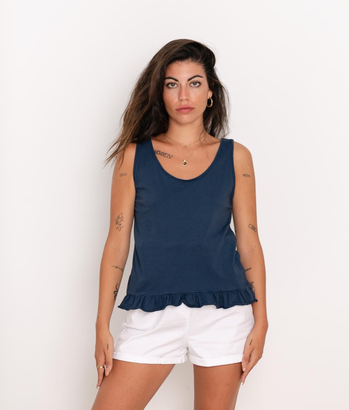 Camiseta Vela - Rosa