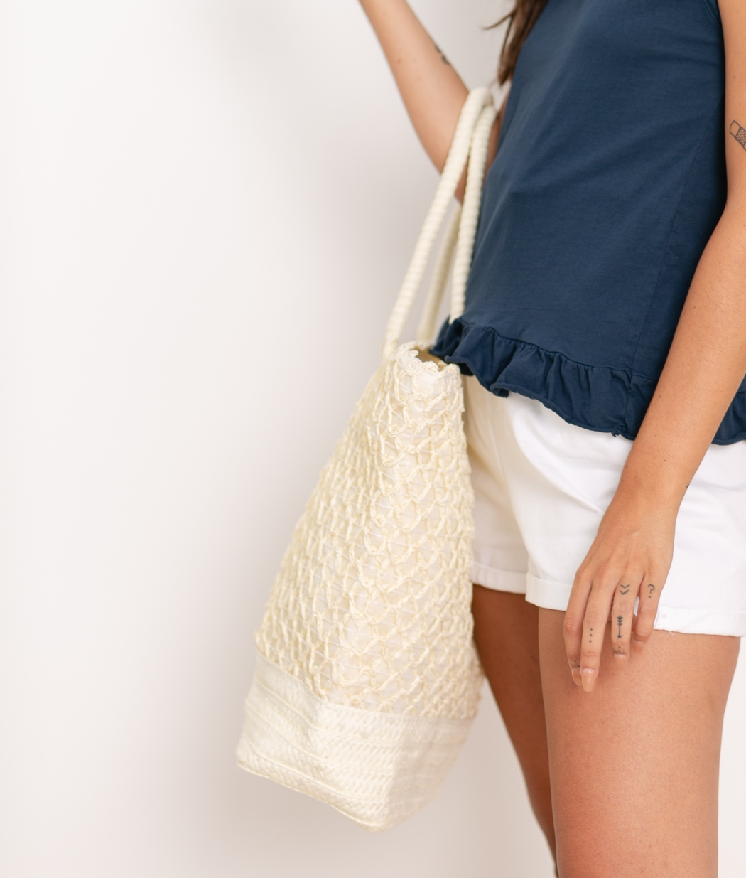 Bag Paison - Blanco