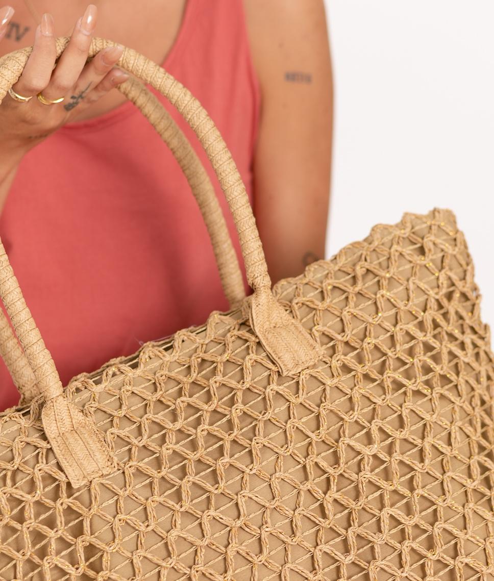Bag Paison - Camel