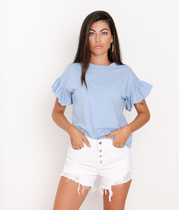 Camiseta Dante - Azul