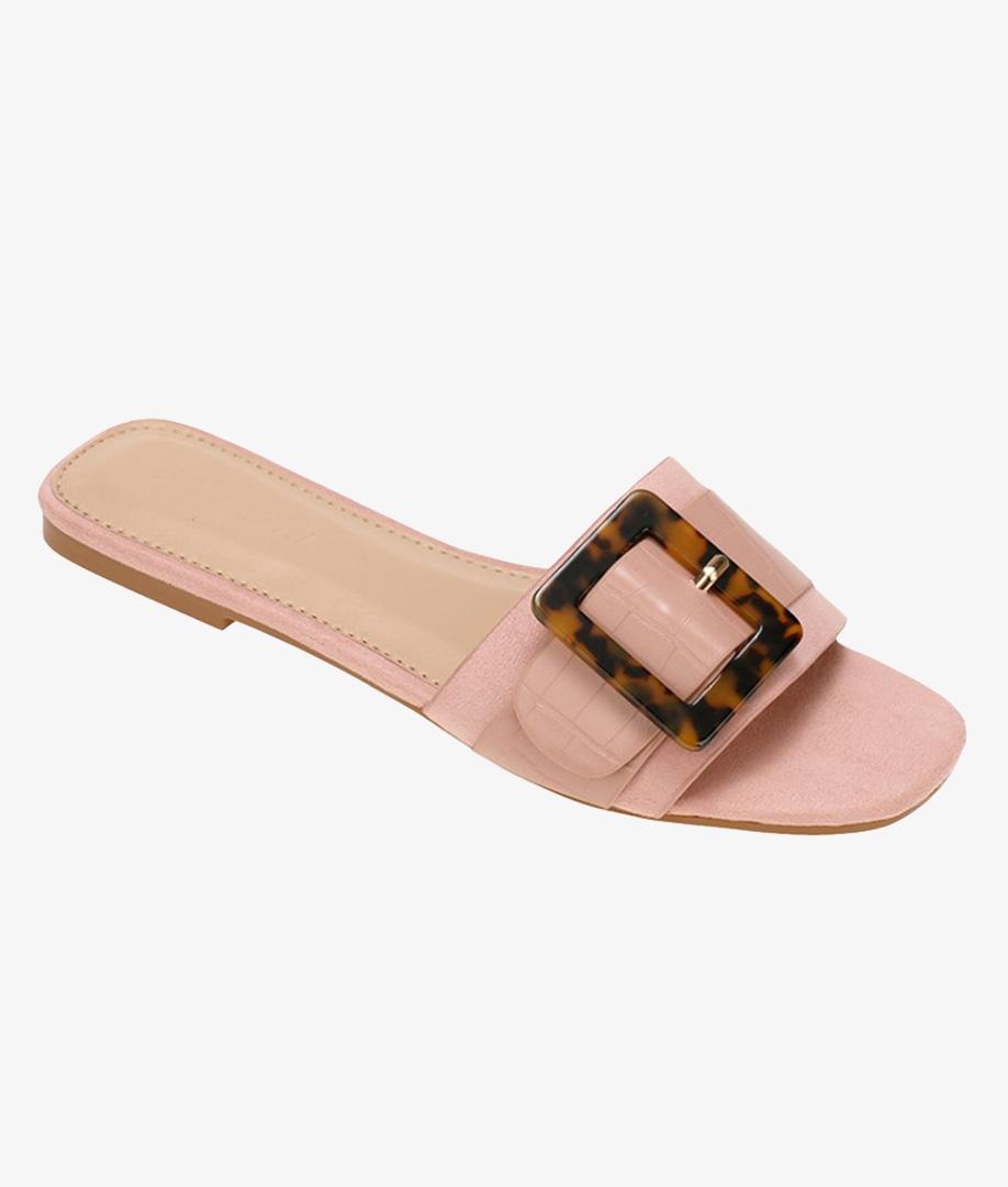 Flat Sandal Cilian - Pink
