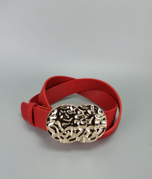 Cintura Sole - Rosso