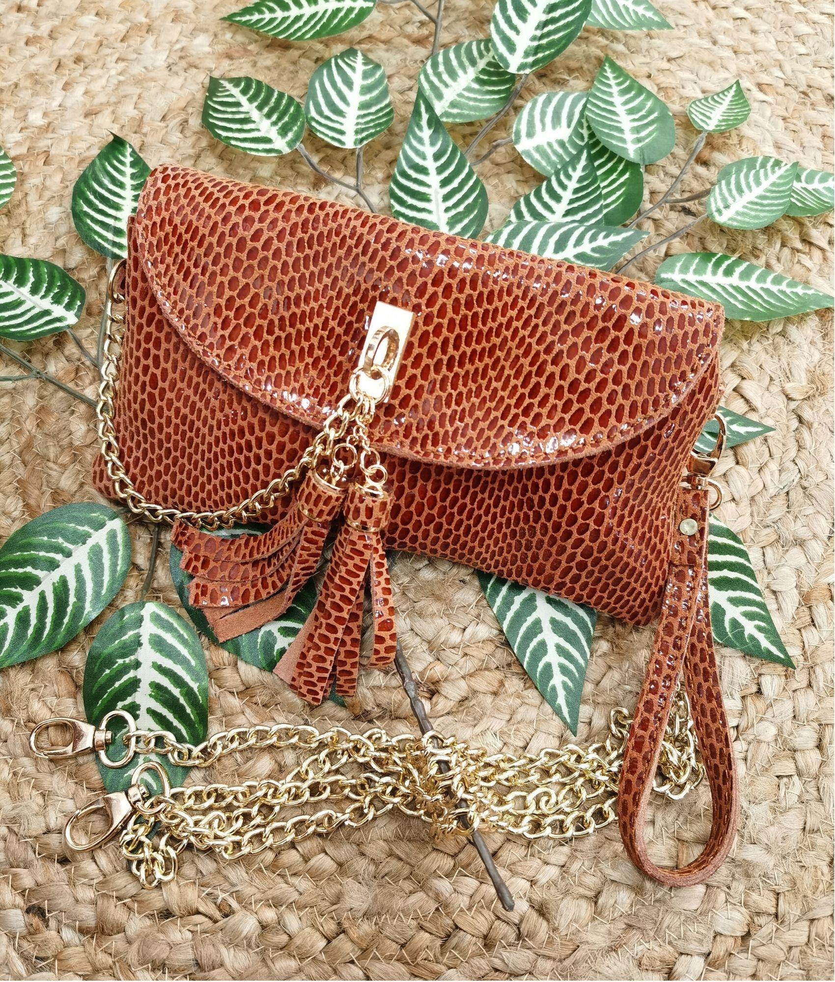 Bag Shine - Camel