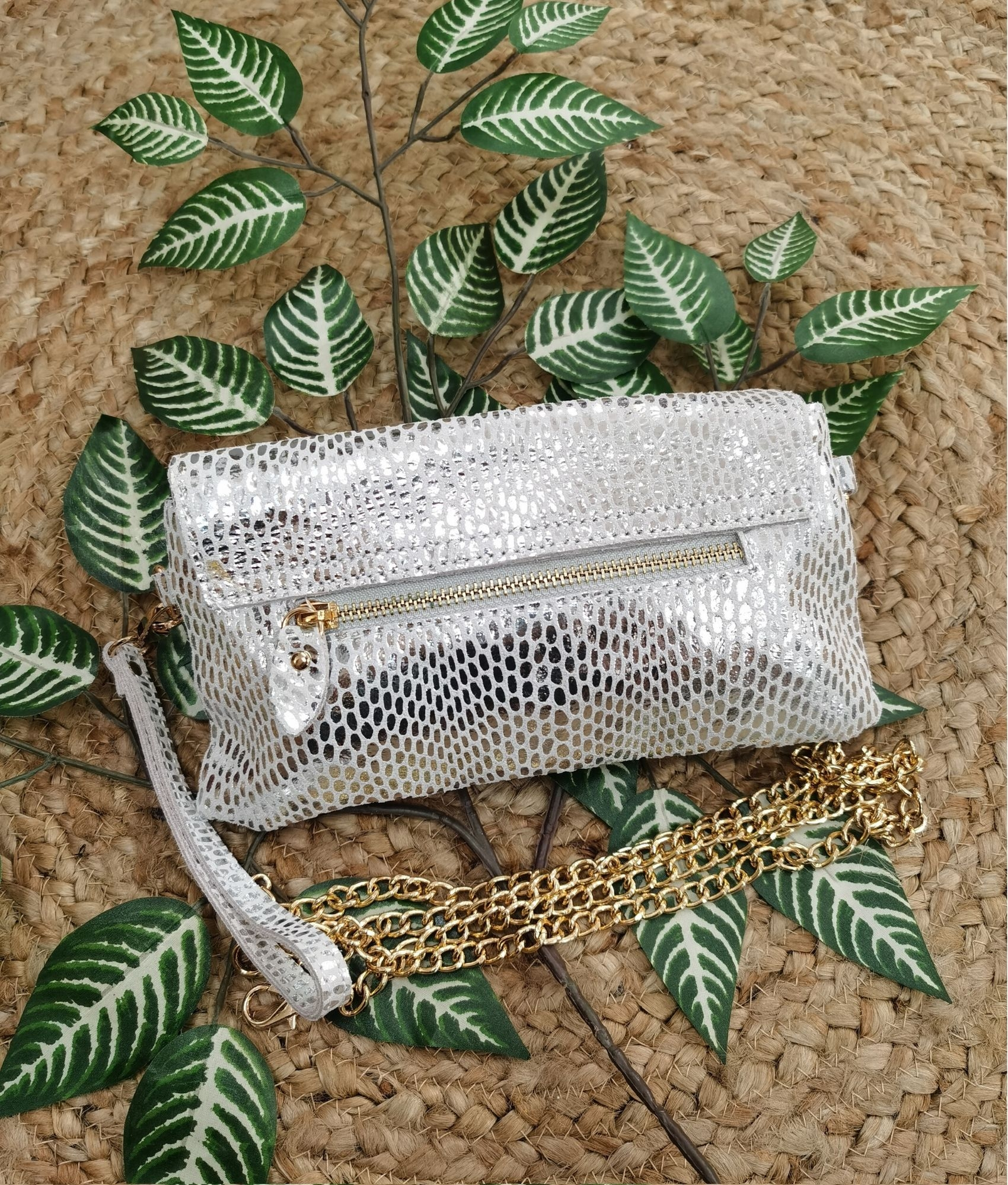 Bag Shine - Silver