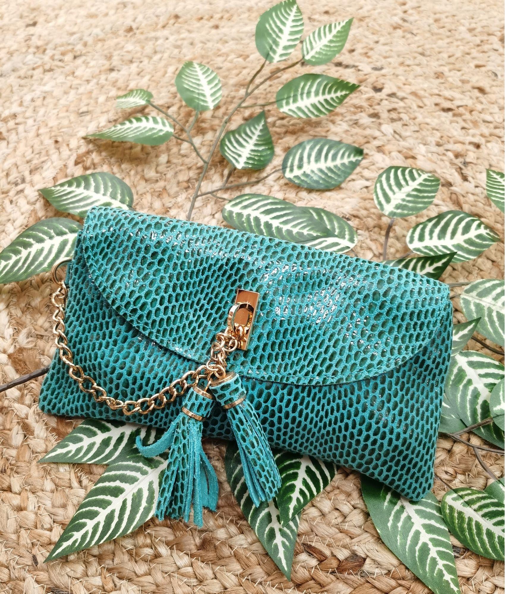 Bag Shine - Turquoise