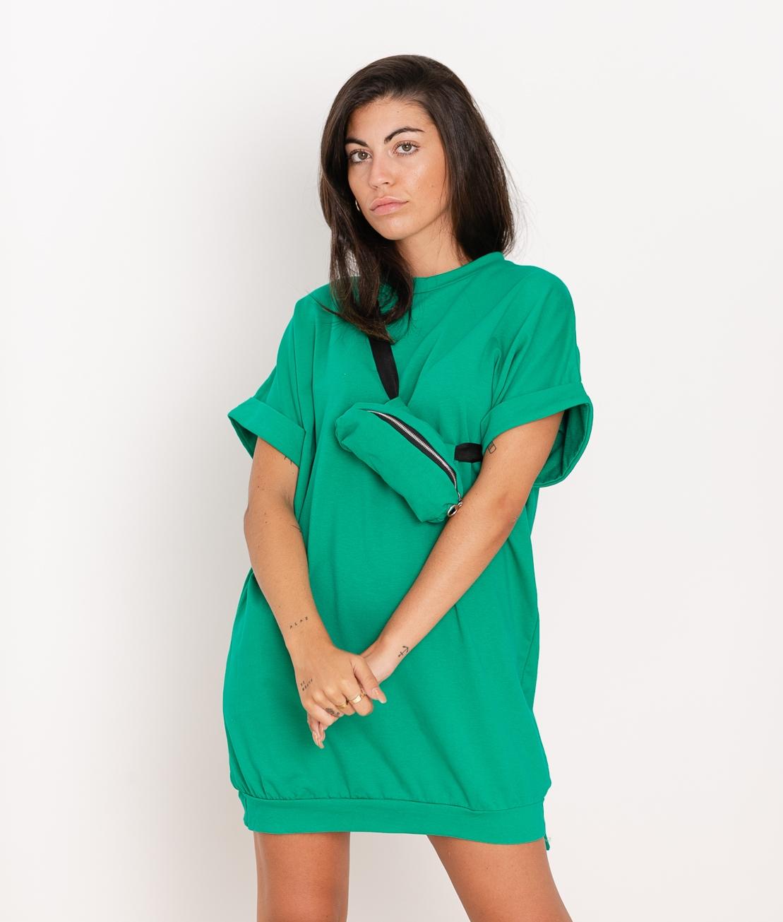 Vestido Yuner - Verde