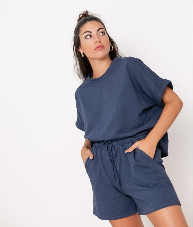 Camiseta Jere - Azul Marino