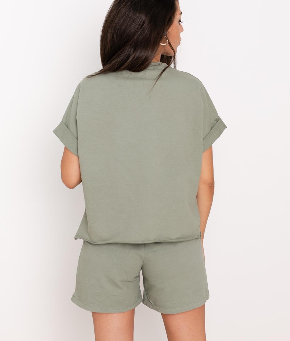 Camiseta Jere - Kaki