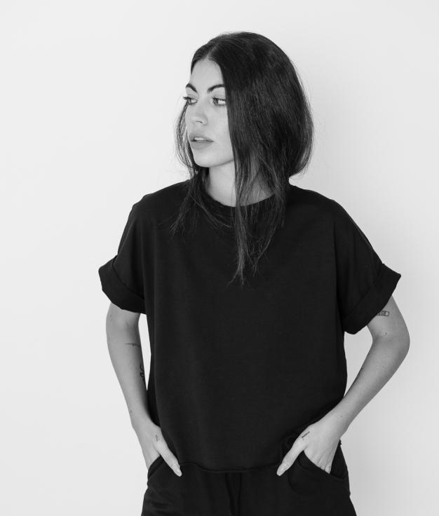 Camiseta Jere - Negro