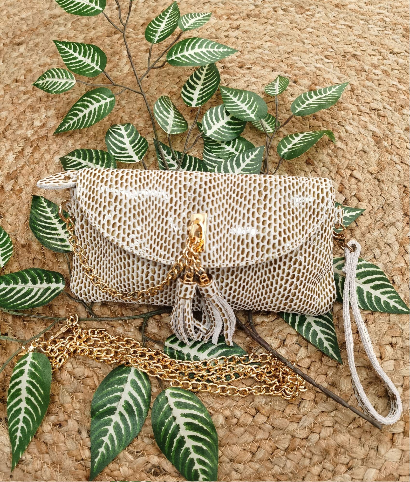 Bag Shine - Beige