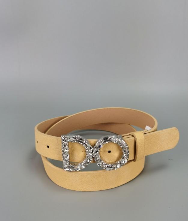 Belt Doremi - Yellow