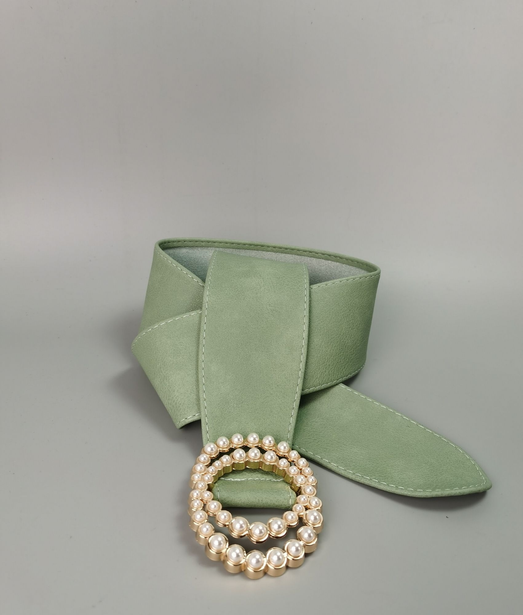 Belt Chanel - Green