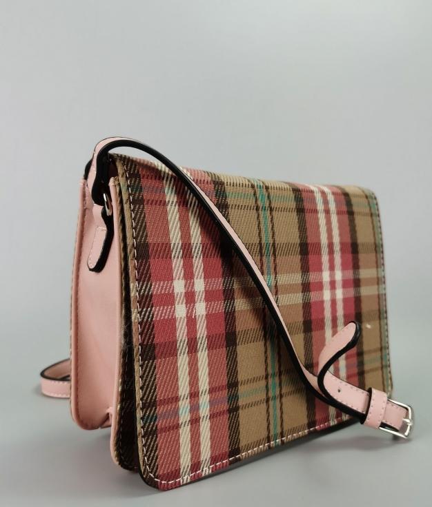 Tracolla Escocia - rosa