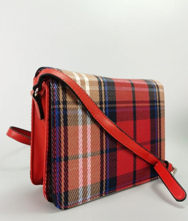 Tracolla Escocia - rosso