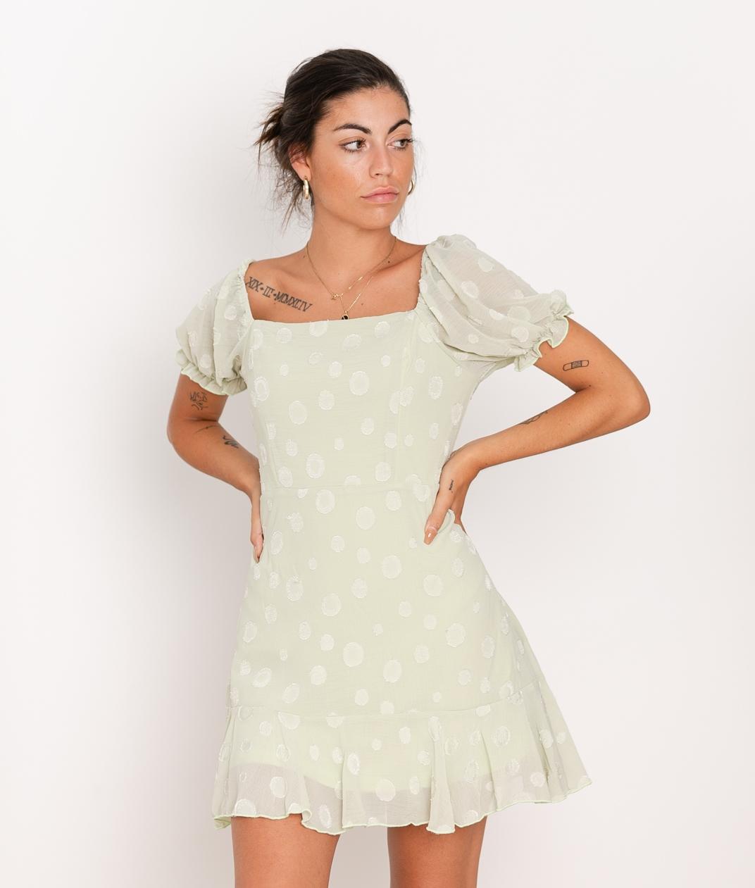 Vestido Yerma - Verde