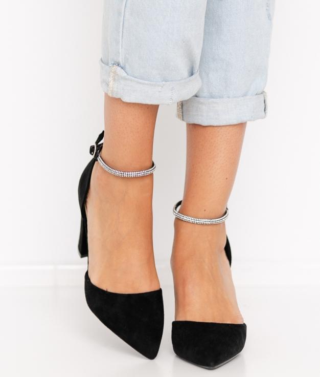Zapato de Tacón Gotam - Negro