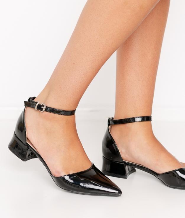 Zapato de Tacón Libian - Negro