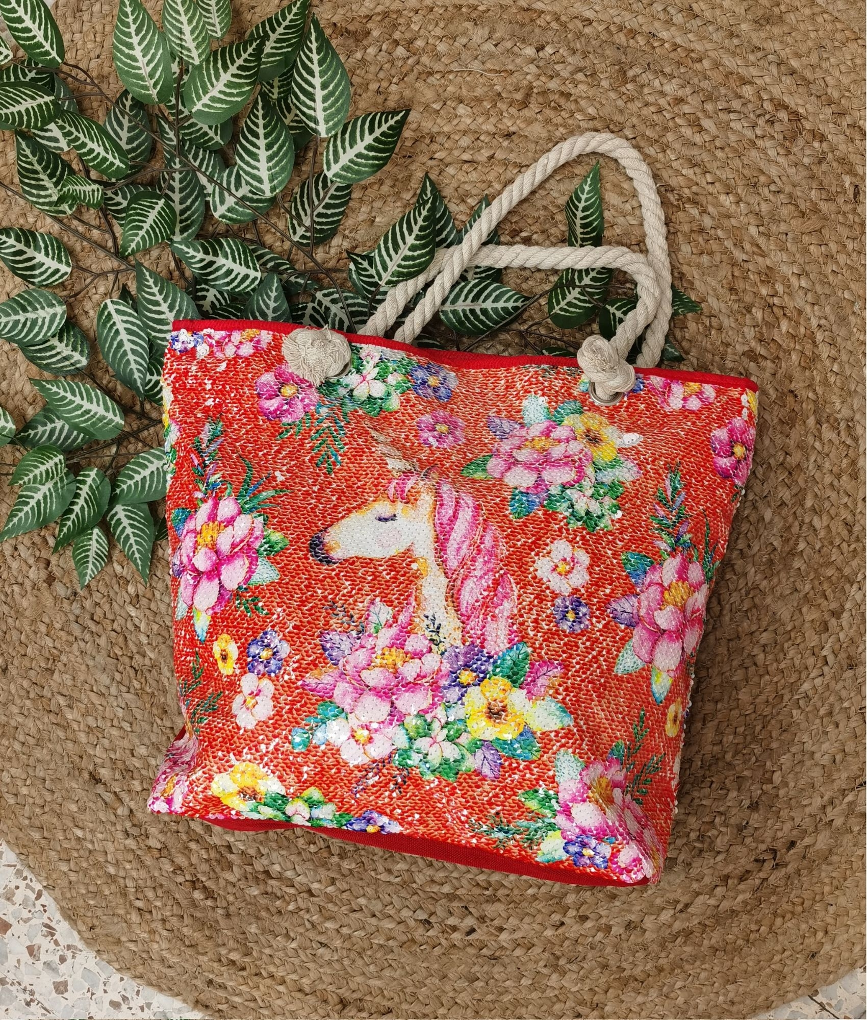 Bag Yuly- Red