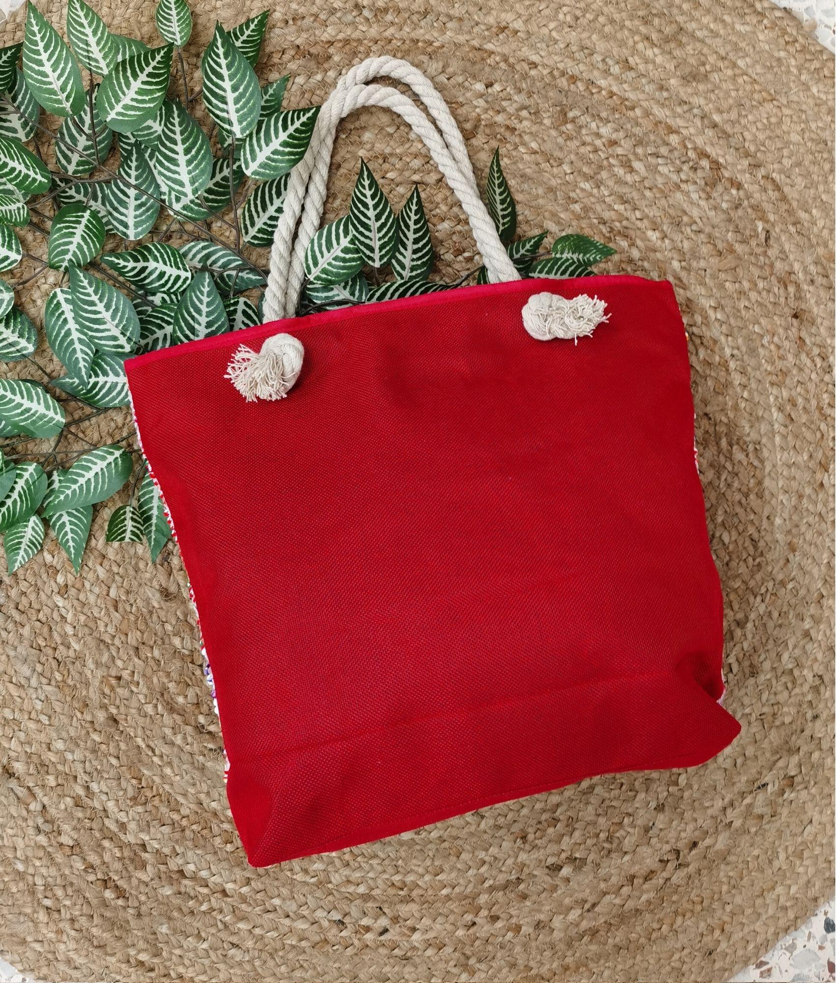 Bolsa Yuly - vermelho
